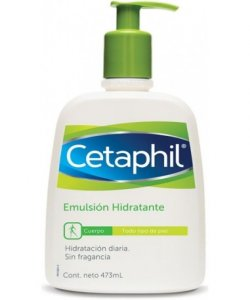 CETAPHIL EMULSION HIDRATANTE 473ML