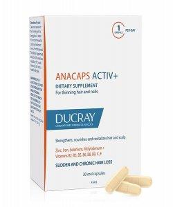 DUCRAY ANACAPS ACTIV+ X30