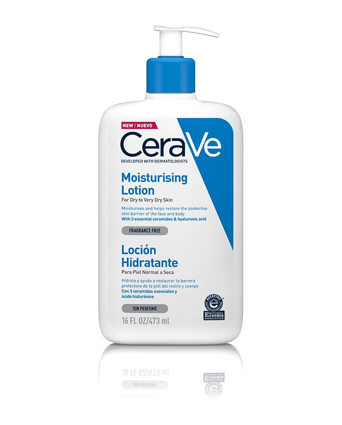 Vider Salud Dermatológica - CERAVE LOCION HIDRATANTE 472ML