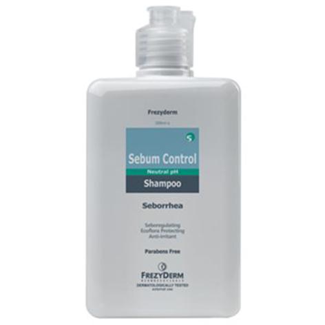 SEBUM CONTROL SHAMPOO 200ML - Vider Salud Dermatológica
