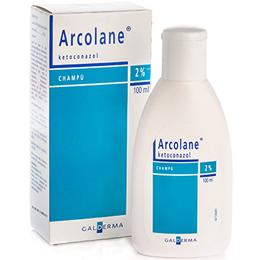 Vider Salud Dermatológica - ARCOLANE SHAMPOO 100ML