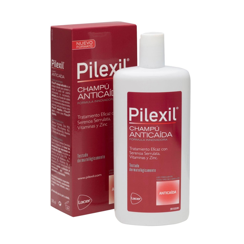 PILEXIL SHAMPOO ANTICAIDA 300ML - Vider Salud Dermatológica