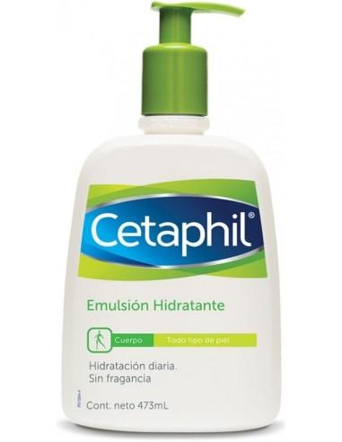 CETAPHIL EMULSION HIDRATANTE 473ML - Vider Salud Dermatológica