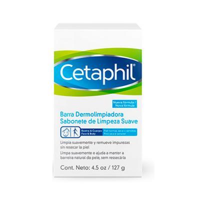 Vider Salud Dermatológica - CETAPHIL BARRA 127GR