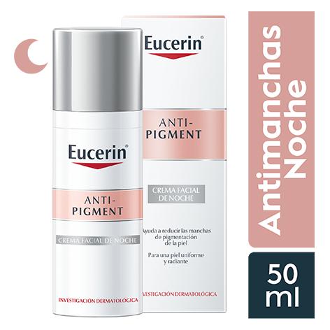 EUCERIN ANTIPIGMENTO CREMA NOCHE 50ML - Vider Salud Dermatológica