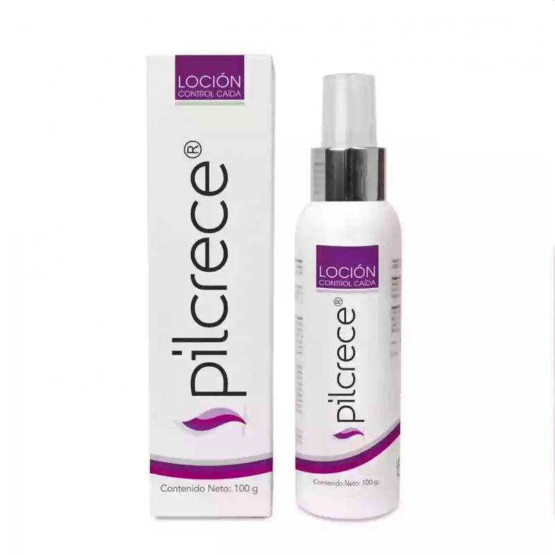 PILCRECE LOCION ANTICAIDA 100ML - Vider Salud Dermatológica