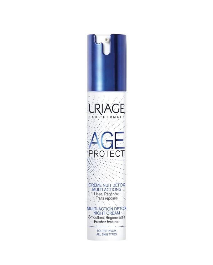 AGE PROTECT DETOX NOCHE 40ML - Vider Salud Dermatológica